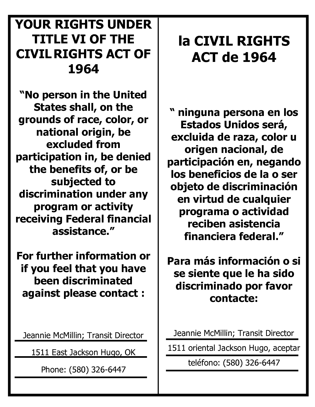 the objectives and impact of the us civil rights act of 1964