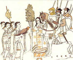 la malinche essay 16 quotes from malinche: 'once again she would arrive at a foreign place once again be the newcomer, an outsider, the one who did not belong she knew f.